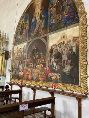 San Juan de Dios Convent art