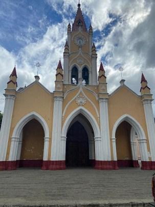 Nuestra Señora de la Merced Convent-Church?