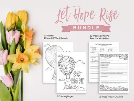 Let Hope Rise bundle