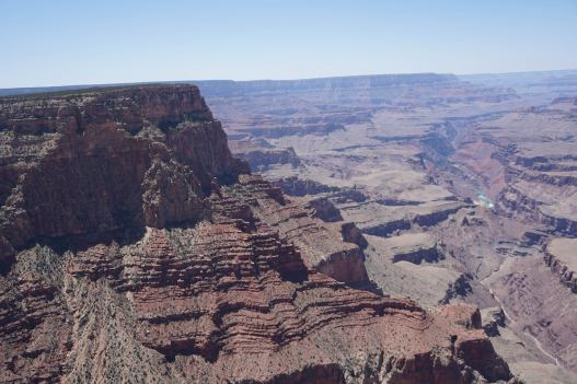 Grand Canyon is incredible