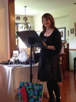 Beth Jones speaking