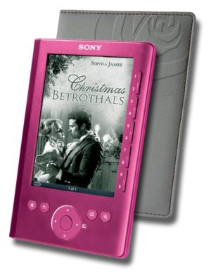 "5"" Sony Reader Pocket Edition PRS-300RC eBook Reader w/E Ink® Technology (Rose)"