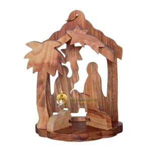 Nativity Christmas Ornament from Bethlehem