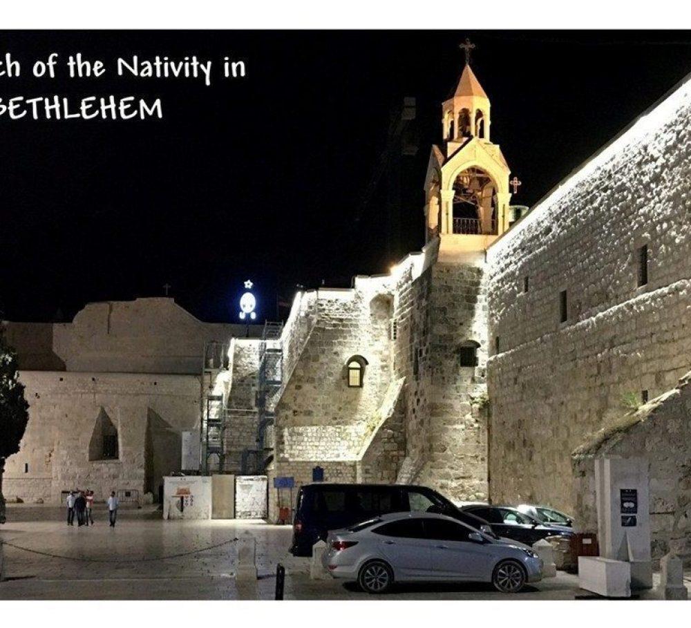 Bethlehem Gifts Card-Back