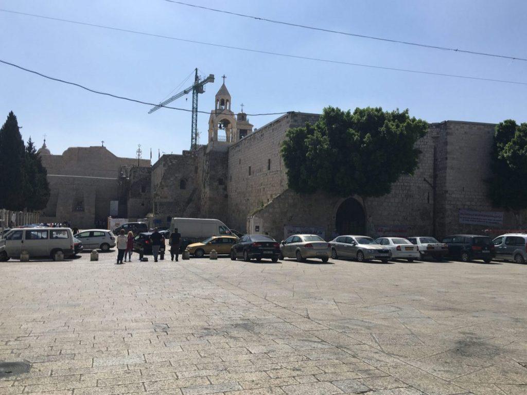 Nativity Square Bethlehem