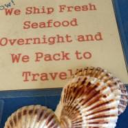 Tweet: I found my scallop shells here for my Points of Co…