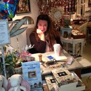 Tweet: Happy Birthday Andrea Savar – writer, artist, jewe…
