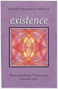 "Book Cover: ""Existence"""