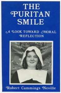 "Book Cover: ""The Puritan Smile"""