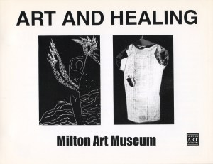 cover: Art and Healing Catalogue