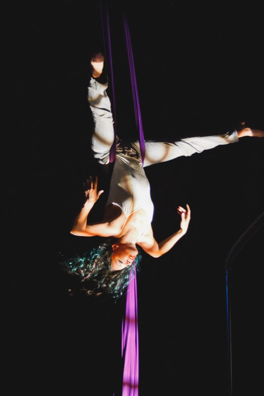 Awol Aerial Dance Collective Presents Gridlock