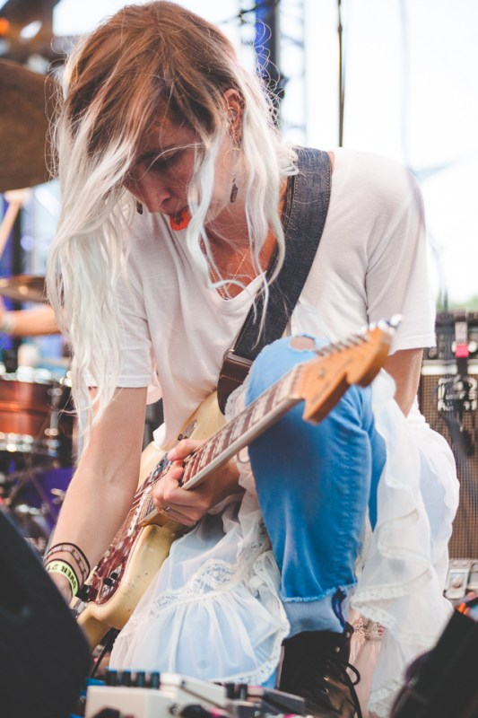 Warpaint at Pickathon
