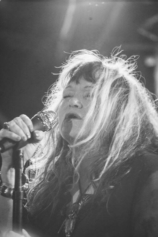 X (Exene) at Pickathon