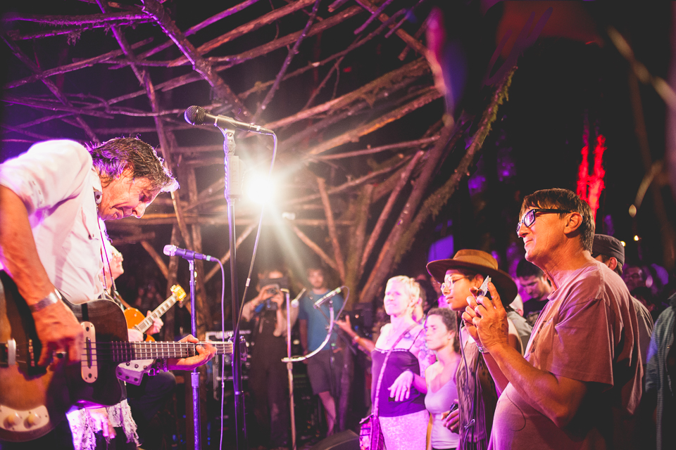 X (John Doe) at Pickathon