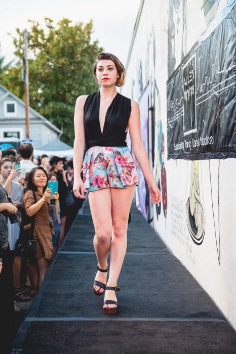5th Annual Alley 33 Fashion Show