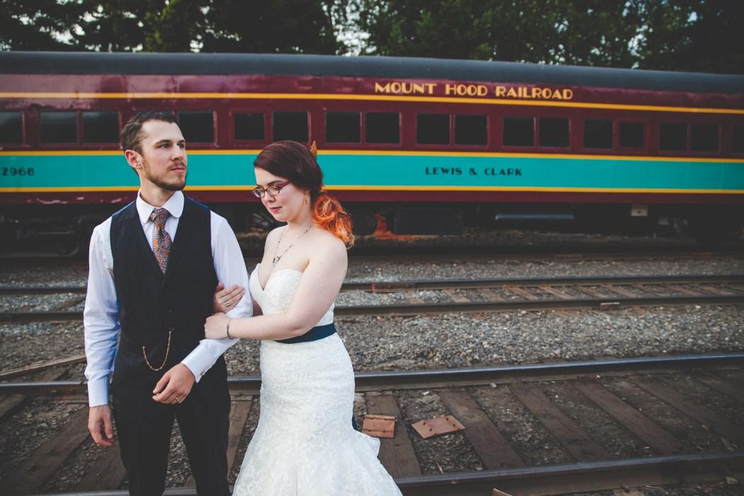 Caitlin + David   Springhouse Cellar Winery DIY Wedding