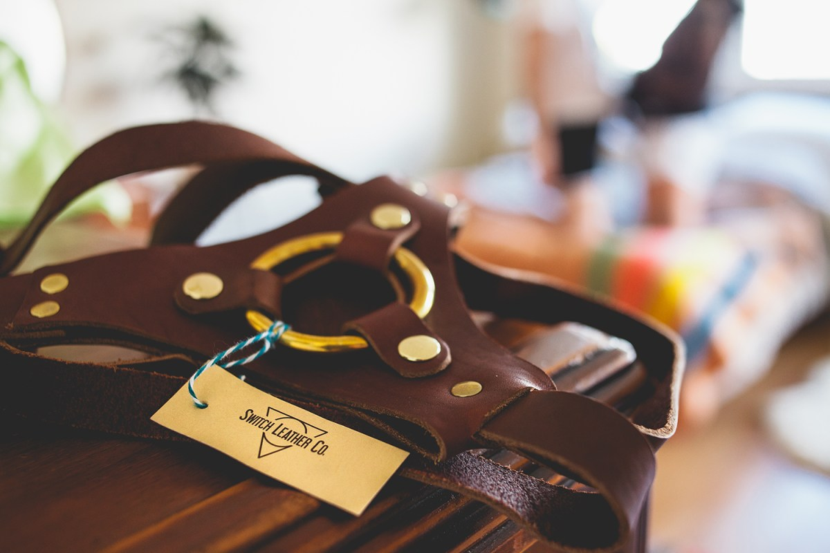 Switch Leather Company Harnesses