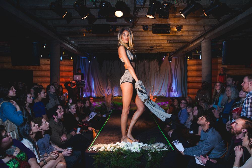 Unmentionable Lingerie Fashion Show 2016
