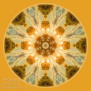 Sun Glow Mandala by Beth Sawickie www.bethsawickie.com/sun-glow-mandala