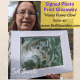 signed photo print giveaway from Beth Sawickie