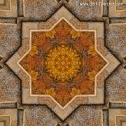 Windows to Autumn Mandala 2 by Beth Sawickie www.bethsawickie.com/windows-to-autumn-mandala-2