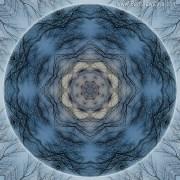 Winter Tree Mandala 1 by Beth Sawickie www.bethsawickie.com/winter-tree-mandala-1