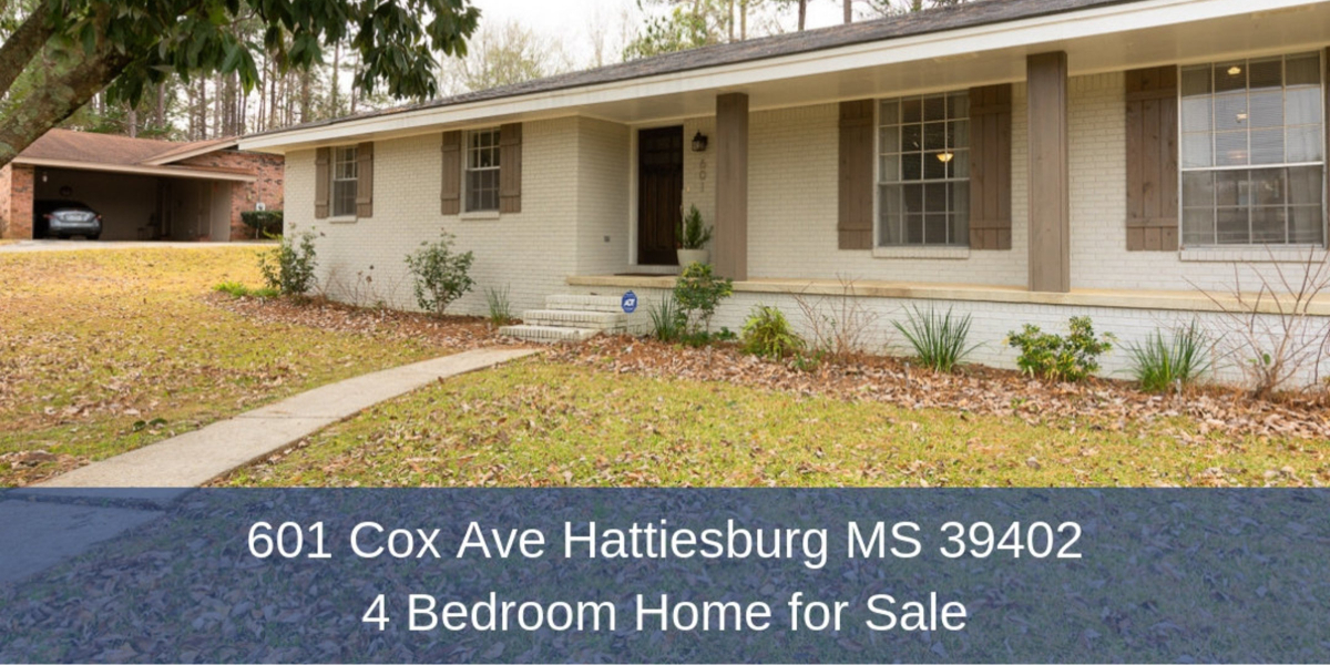 Hattiesburg MS Homes