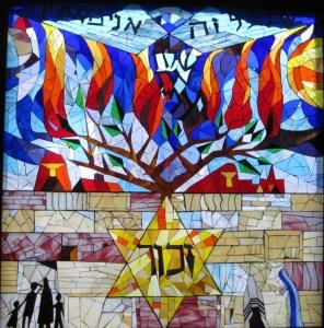 Holocaust Window