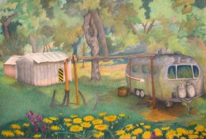 Airstream Dreams, by Lori Hanson