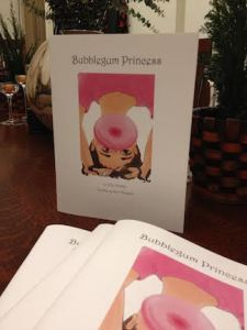 Bubblegum Princess dummy books