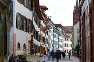 Basel Old Town