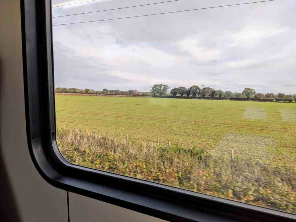 Travel Calamities: Rail. Not always just a place for a nice view.