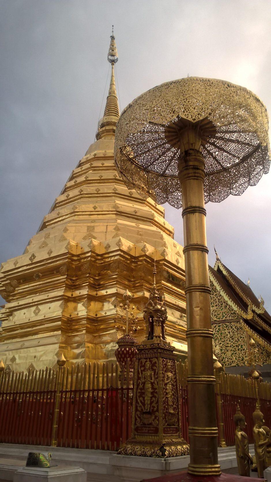 1 mois en Thailande
