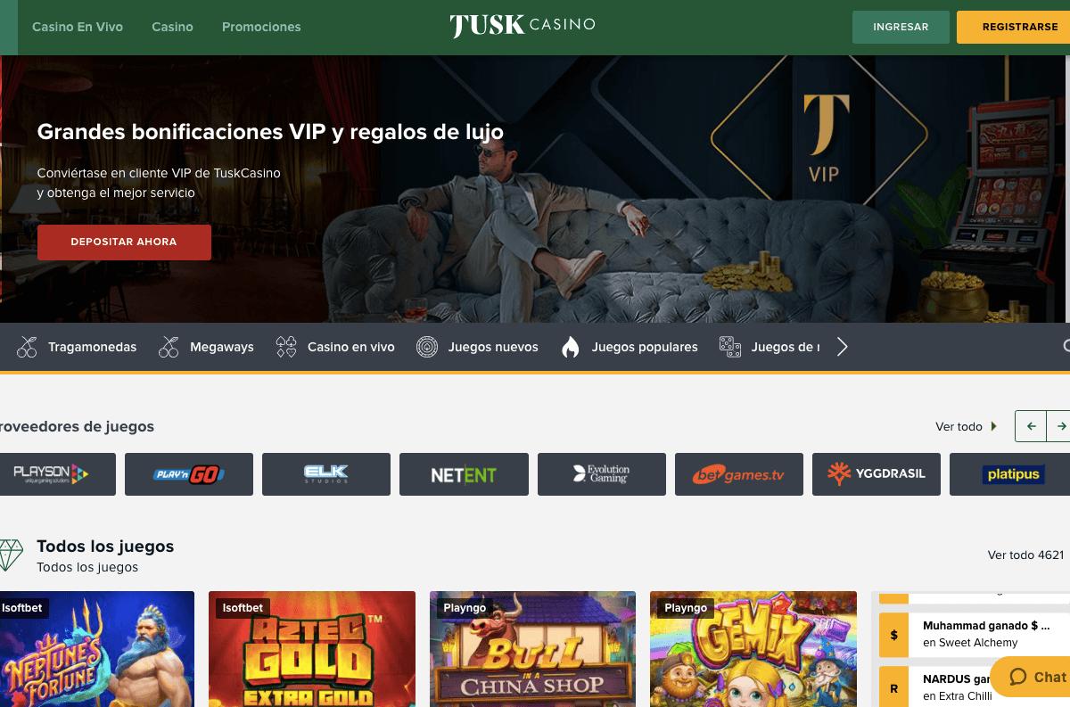tusk-casino-inicio
