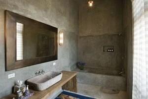 Plan de maison badkamer betonlook plan de maison