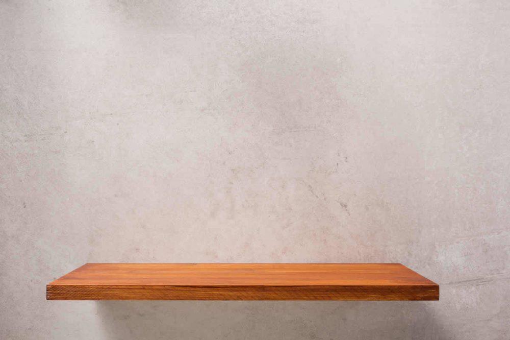 Betonlook muur geef je wand een natuurlijke uitstraling