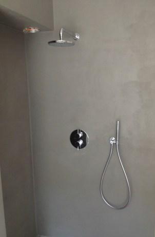 Beton Ciré in de douche