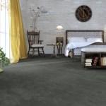 Beton Ciré vloer in de slaapkamer