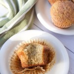 Cinnamon banana muffins have the best texture and are packed with the flavors of cinnamon and vanilla.