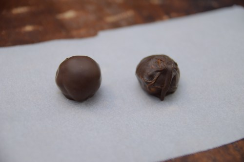 cookie dough truffle comparison
