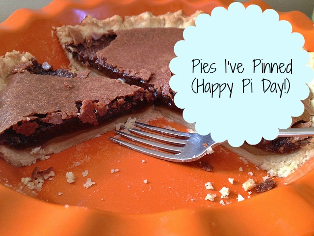 Pies I've Pinned (Happy Pi Day!)