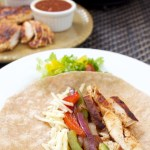 One skillet, less than 30 minutes, and no seasoning packet required, these chicken fajitas are a great, easy weeknight meal.