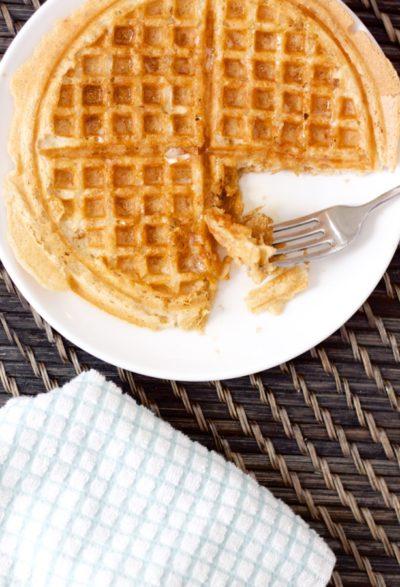 kodiak cakes waffle