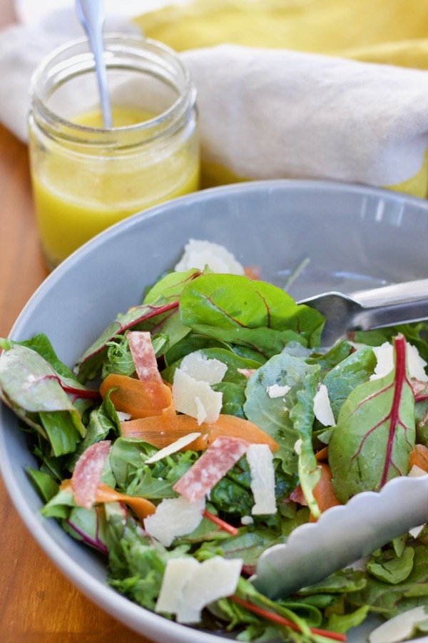 Easy Lemon Vinaigrette.