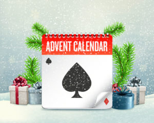 advent calendar logo
