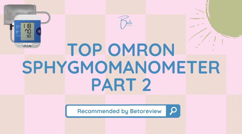 top omron sphygmomanometer p2