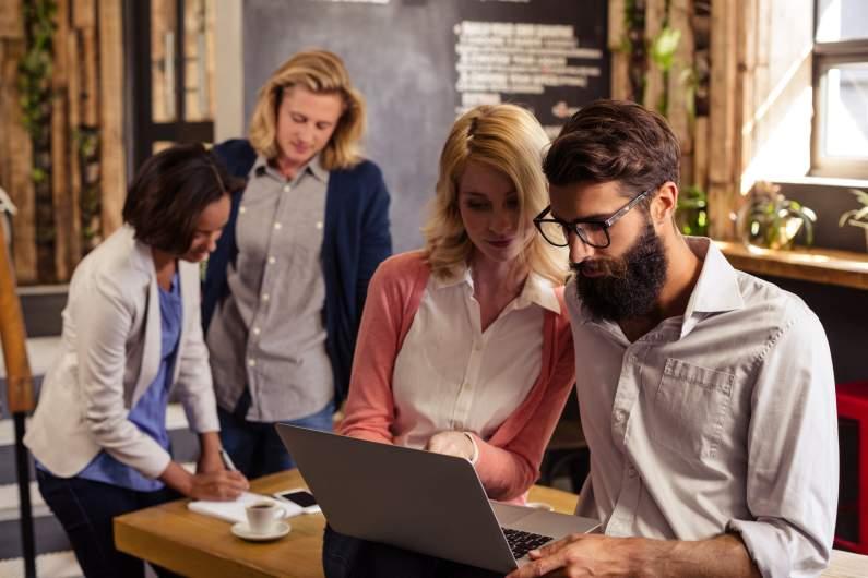 work freelancer coworking-space