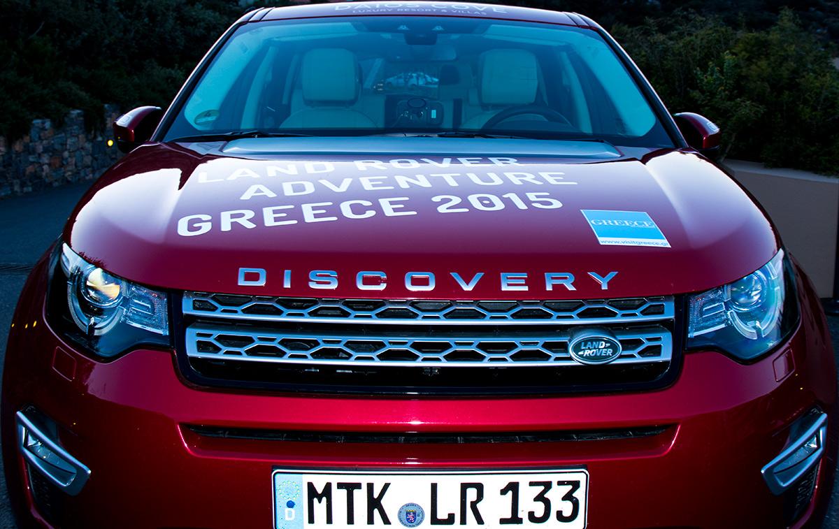 Kreta, Land Rover Adventure Tour