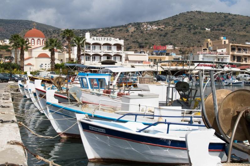 Kreta, Plaka, Katamaran Tour