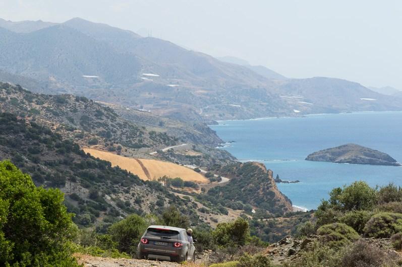 Kreta, Asterousia Berge, Offroad Tracks